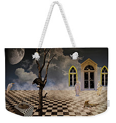Dreamscape6b Weekender Tote Bag by Ken Frischkorn