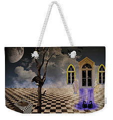 Dreamscape7a Weekender Tote Bag by Ken Frischkorn