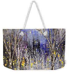 Dreamt Of Driving Weekender Tote Bag