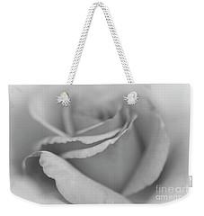 Dreamy Bw Weekender Tote Bag by Judy Wolinsky