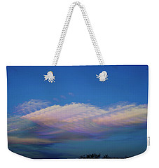 Dreamy Clouds Weekender Tote Bag