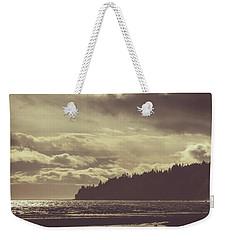 Dreamy Coastline Weekender Tote Bag