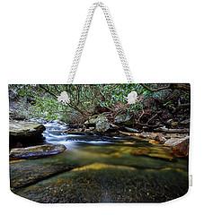 Dreamy Creek Weekender Tote Bag