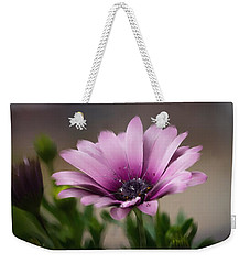 Dreamy Flower Weekender Tote Bag by Mary Timman