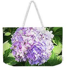 Dreamy Hydrangea Weekender Tote Bag