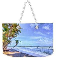 Dreamy Manzanilla Weekender Tote Bag