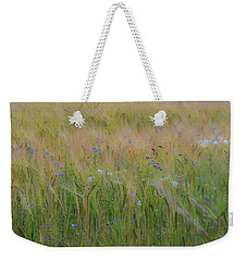 Dreamy Meadow Weekender Tote Bag
