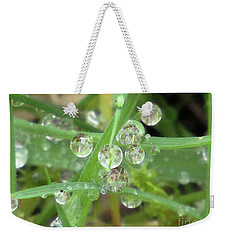 Dreamy Morning #5 Weekender Tote Bag by Kim Tran