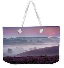 Dreamy Morning Weekender Tote Bag