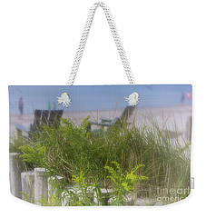 Dreamy Morning Walk On The Beach Weekender Tote Bag