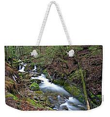 Dreamy Passage Weekender Tote Bag