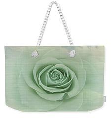 Dreamy Vintage Floating Rose Weekender Tote Bag