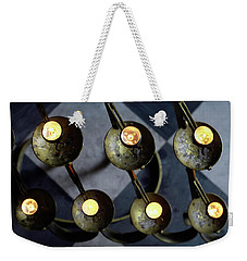 Dresden Candles Weekender Tote Bag