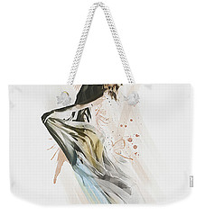 Drift Contemporary Dance Weekender Tote Bag by Galen Valle