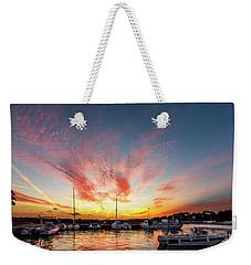 Drifting Weekender Tote Bag