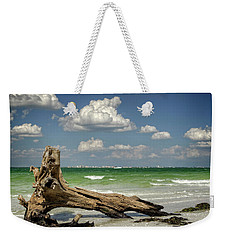 Driftwood And Fort Myers Weekender Tote Bag