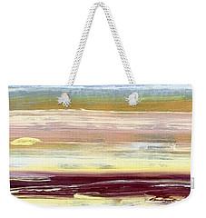 Driftwood Gen X Yellows Weekender Tote Bag