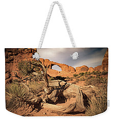 Driftwood In The Hot Sun Weekender Tote Bag