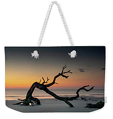 Driftwood Morning Weekender Tote Bag