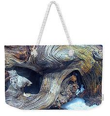 Driftwood Swirls Weekender Tote Bag by Todd Breitling
