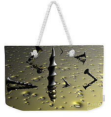 Drill Baby Drill Weekender Tote Bag by Robert Orinski