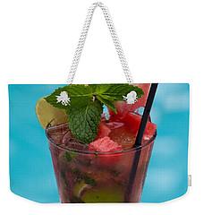 Drink 27 Weekender Tote Bag