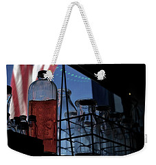 Drinking From The Wrong Bottle Weekender Tote Bag