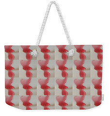 Dripping Hearts Weekender Tote Bag