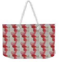 Dripping Hearts Weekender Tote Bag