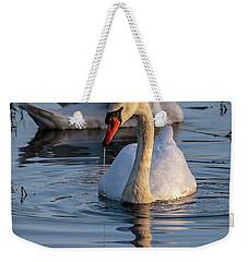 Dripping Swan Weekender Tote Bag