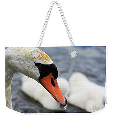 Drippy Nose Weekender Tote Bag by Alyce Taylor
