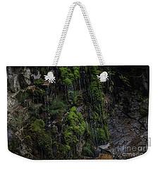 Drips Weekender Tote Bag by Rod Wiens
