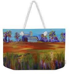 Drive-by View Weekender Tote Bag