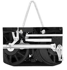 Drive Train Weekender Tote Bag