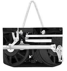 Drive Train Weekender Tote Bag
