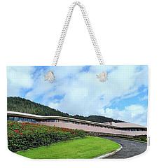 Driveway To K K Golf Club Weekender Tote Bag