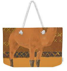 Dromedary Weekender Tote Bag