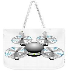 Drone Weekender Tote Bag