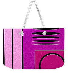 Drop Weekender Tote Bag