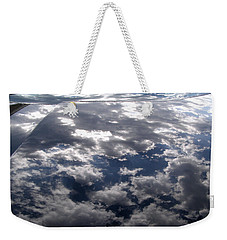 Drop Everything - Let's Roll Weekender Tote Bag by Angie Rea