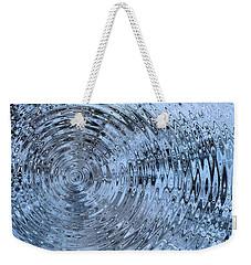 Drop In The Bucket Weekender Tote Bag by Kristin Elmquist