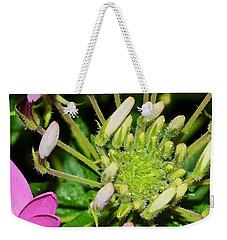 Droplets B Weekender Tote Bag
