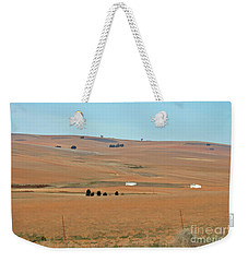 Drought-stricken South African Farmlands - 1 Of 3  Weekender Tote Bag