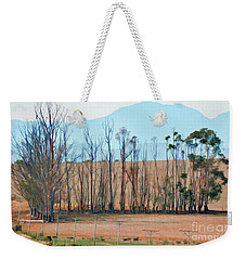 Drought-stricken South African Farmlands - 3 Of 3 Weekender Tote Bag