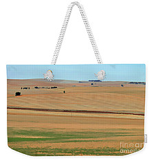 Drought-stricken South African Farmlands - 2 Of 3  Weekender Tote Bag