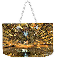 Drowning In Reflections Weekender Tote Bag