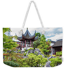 Dr. Sun Yat Sen Classical Chinese Garden, Vancouver Weekender Tote Bag