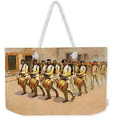 Drum Corps Weekender Tote Bag