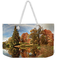 Drummond Castle Garden Weekender Tote Bag