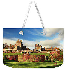 Drummond Castle  Weekender Tote Bag